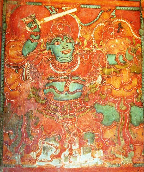 Thodeekalam_mural_paintings
